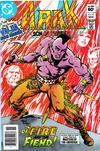 Cover for Arak / Son of Thunder (DC, 1981 series) #15 [Newsstand]