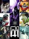 Cover for A1 Annual (Titan, 2013 series) #1 [Diamond Exclusive]