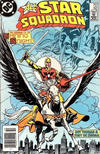 Cover for All-Star Squadron (DC, 1981 series) #62 [Newsstand]