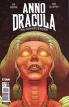 Cover for Anno Dracula: 1895: Seven Days in Mayhem (Titan, 2017 series) #4