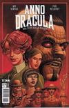 Cover for Anno Dracula: 1895: Seven Days in Mayhem (Titan, 2017 series) #2 [Cover B Paul McCaffrey]