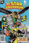 Cover for All-Star Squadron (DC, 1981 series) #67 [Newsstand]