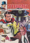 Cover for Mandrake (Éditions des Remparts, 1962 series) #325