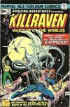Cover for Amazing Adventures (Marvel, 1970 series) #31 [British]