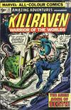Cover for Amazing Adventures (Marvel, 1970 series) #33 [British]