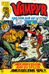 Cover for Vampyr (Interpresse, 1972 series) #4