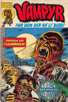 Cover for Vampyr (Interpresse, 1972 series) #13