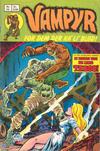 Cover for Vampyr (Interpresse, 1972 series) #15