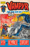 Cover for Vampyr (Interpresse, 1972 series) #2