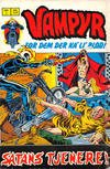 Cover for Vampyr (Interpresse, 1972 series) #3