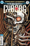 Cover for Cyborg (DC, 2016 series) #15 [Eric Canete Cover]