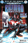 Cover for Batman Beyond (DC, 2016 series) #10