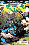 Cover for Nightwing (DC, 2016 series) #25 [Brad Walker & Andrew Hennessy Cover]