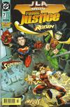 Cover for JLA - Die neue Gerechtigkeitsliga Special (Dino Verlag, 1998 series) #7 - JLA Special Young Justice
