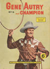 Cover for Gene Autry and Champion (World Distributors, 1956 series) #19