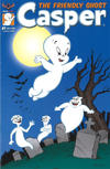 Cover for Casper the Friendly Ghost (American Mythology Productions, 2017 series) #1 [Classic Cover]