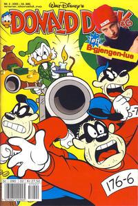 Cover Thumbnail for Donald Duck & Co (Hjemmet / Egmont, 1948 series) #2/2005