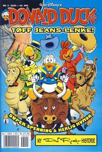 Cover Thumbnail for Donald Duck & Co (Hjemmet / Egmont, 1948 series) #3/2005