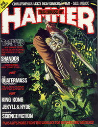 Cover Thumbnail for The House of Hammer (General Books, 1976 series) #v1#8