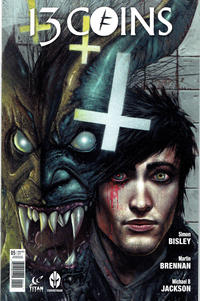 Cover Thumbnail for 13 Coins (Titan, 2014 series) #5