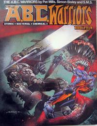 Cover Thumbnail for The A.B.C. Warriors (Titan, 1983 series) #4