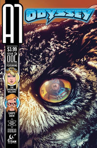 Cover Thumbnail for A1 (Titan, 2013 series) #2 [Odyssey Variant]