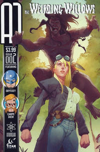 Cover Thumbnail for A1 (Titan, 2013 series) #2 [The Weirdling Willows Variant]
