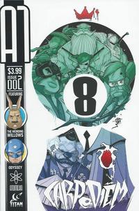 Cover Thumbnail for A1 (Titan, 2013 series) #2 [CarpeDiem Variant]