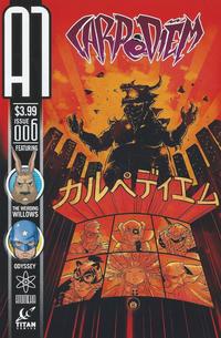 Cover Thumbnail for A1 (Titan, 2013 series) #6 [CarpeDiem Variant]