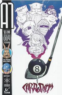 Cover Thumbnail for A1 (Titan, 2013 series) #4 [CarpeDiem Variant]