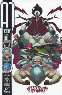 Cover Thumbnail for A1 (Titan, 2013 series) #1 [CarpeDiem Variant]
