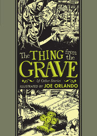 Cover Thumbnail for The Fantagraphics EC Artists' Library (Fantagraphics, 2012 series) #[19] - The Thing from the Grave and Other Stories