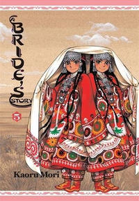 Cover Thumbnail for A Bride's Story (Yen Press, 2011 series) #5