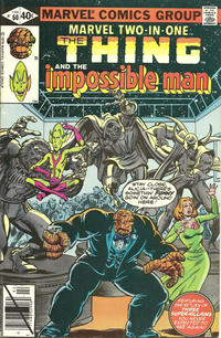 Cover Thumbnail for Marvel Two-in-One (Marvel, 1974 series) #60 [Direct]
