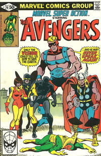 Cover Thumbnail for Marvel Super Action (Marvel, 1977 series) #29 [Direct]
