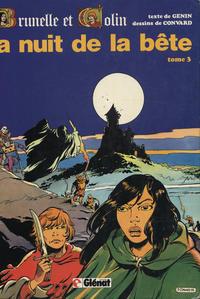 Cover Thumbnail for Brunelle et Colin (Glénat, 1979 series) #3