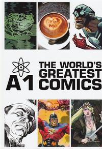 Cover Thumbnail for A1 Annual (Titan, 2013 series) #1