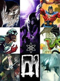 Cover Thumbnail for A1 Annual (Titan, 2013 series) #1 [Diamond Exclusive]