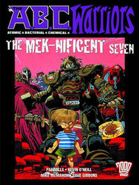 Cover Thumbnail for ABC Warriors: The Mek-Nificent Seven (Titan, 2002 series)