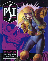 Cover Thumbnail for Anderson PSI Division (Titan, 1988 series) #5