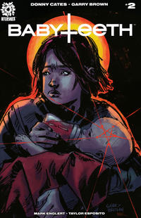 Cover Thumbnail for Babyteeth (AfterShock, 2017 series) #2