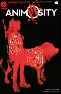 Cover Thumbnail for Animosity (AfterShock, 2016 series) #8