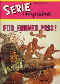 Cover Thumbnail for Seriemagasinet (Serieforlaget / Se-Bladene / Stabenfeldt, 1951 series) #3/1978