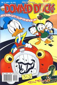 Cover Thumbnail for Donald Duck & Co (Hjemmet / Egmont, 1948 series) #5/2005