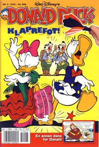 Cover Thumbnail for Donald Duck & Co (Hjemmet / Egmont, 1948 series) #6/2005