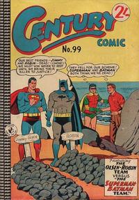 Cover Thumbnail for Century Comic (K. G. Murray, 1961 series) #99