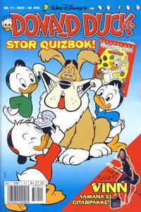 Cover Thumbnail for Donald Duck & Co (Hjemmet / Egmont, 1948 series) #11/2005