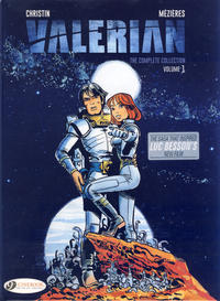 Cover Thumbnail for Valerian the Complete Collection (Cinebook, 2017 series) #1