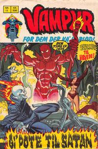 Cover Thumbnail for Vampyr (Interpresse, 1972 series) #11