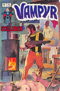 Cover Thumbnail for Vampyr (Interpresse, 1972 series) #16